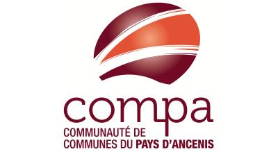 Logo de la communauté de communes du Pays d'Ancenis