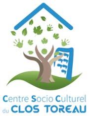 Logo du Centre Socio-Culturelle du Clos Toreau à Nantes