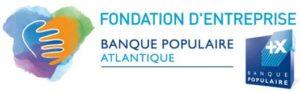 Logo de la fondation Banque Populaire Atlantique