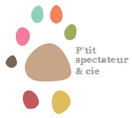 Logo de l'association P'tit spectateur & Cie