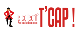 Logo du collectif T'CAP